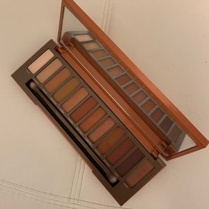 New! Urban Decay Naked Heat Palette